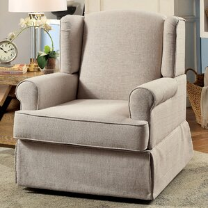 Brady Transitional Rocking Chair by August G..