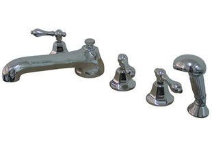 Elements of Design Roman Tub Faucet and D..