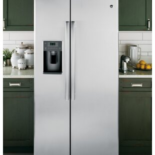 25.3 cu. ft. Energy Star® Side-by-Side Refrigerator