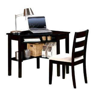 Myler Corner Computer Desk and Chair Set