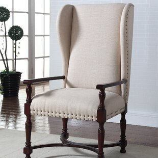 Compare & Buy Langhorne Wingback Chair by Alcott Hill Reviews (2019) & Buyer's Guide