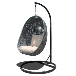 Harmonia Living Nimbus Swing Chair with Stand