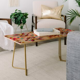 East Urban Home Holli Zollinger Geo Nomad Coffee Table
