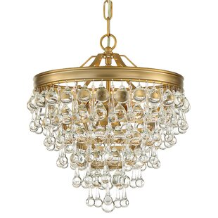 Willa Arlo Interiors Devanna 3-Light Nove..