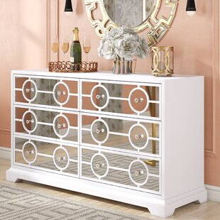 Mcnair 6 Drawer Accent Chest by Mercer41
