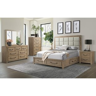 Schwab Panel Configurable Bedroom Set
