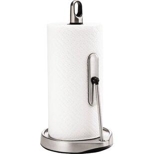 Simplehuman Kitchen Tension Arm Freestanding Paper Towel Holder
