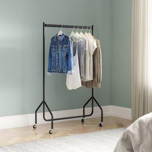 Heavy Duty 90cm Wide Clothes Rack By Wayfair Basics