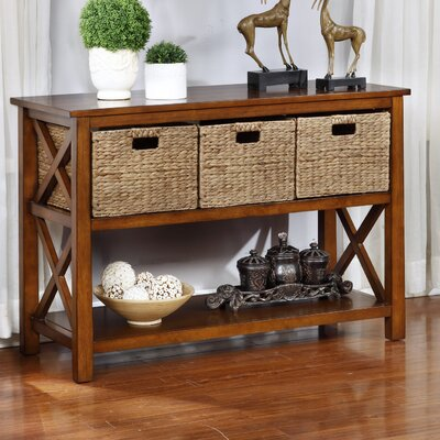 Wood Console Tables You Ll Love In 2020 Wayfair