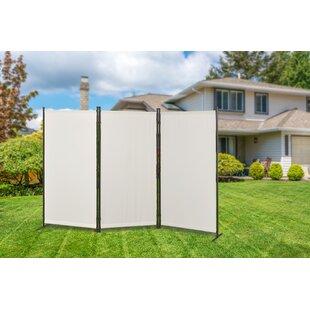Comparison Eliana 3 Panel Room Divider By Ebern Designs