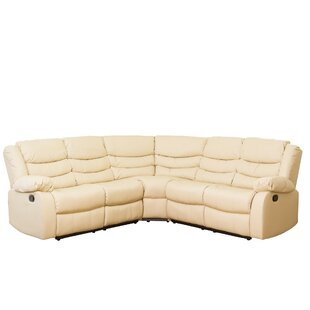 Lotus Reclining Corner Sofa By Ebern Designs