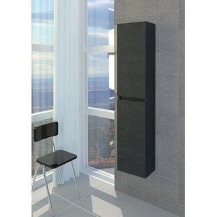Samantha 30 X 140cm Wall Mounted Cabinet By Belfry Bathroom