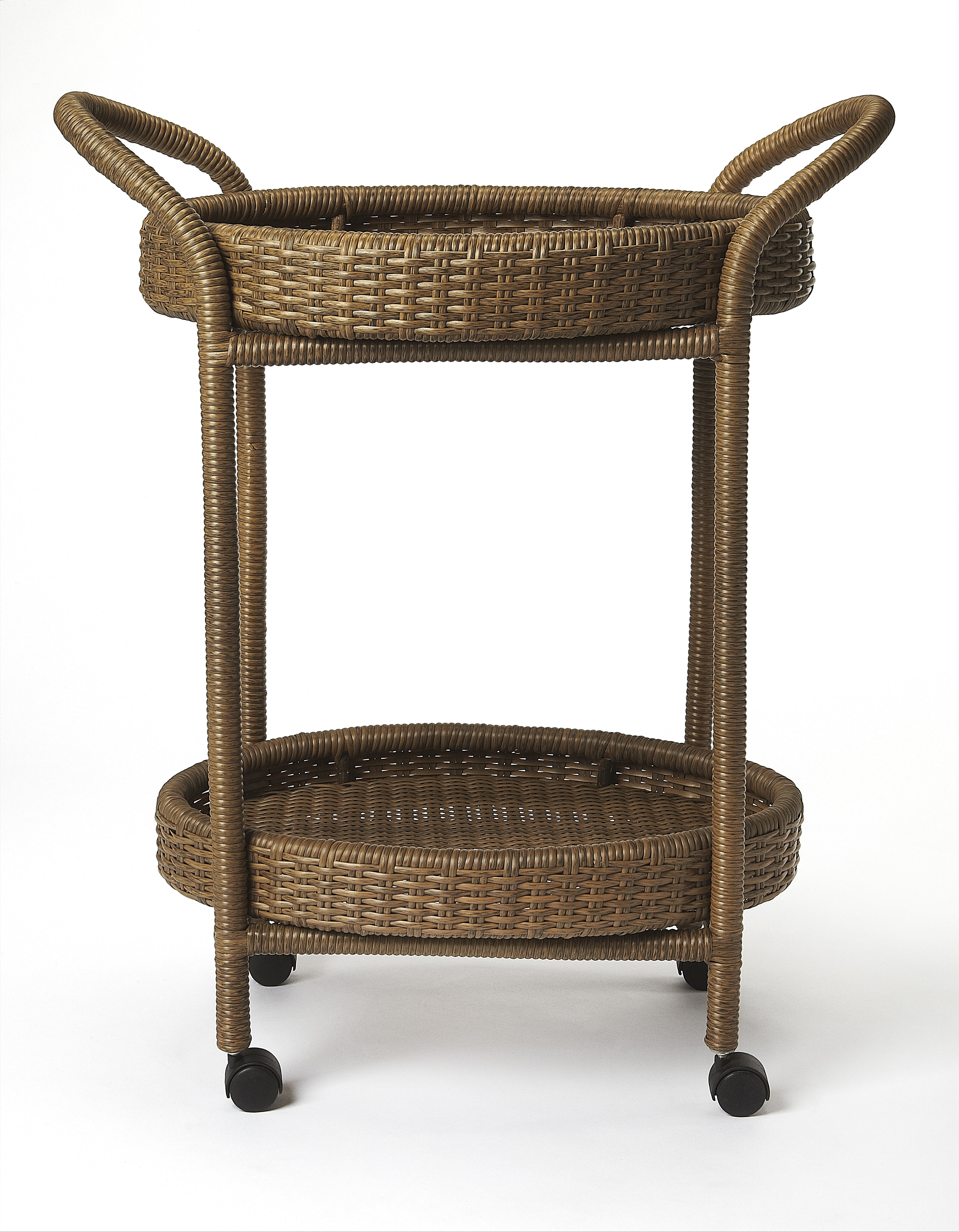 Modern Glam Gold Metal Marble Serving Cart Buffet Server Mobile Home Bar Cart Bar Carts Serving Carts Home Garden