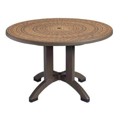 Havana Round 29.5 Inch Table by Grosfillex Expert 2020 Coupon