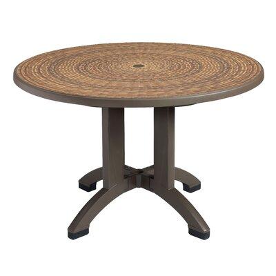 Havana Round 29.5 Inch Table by Grosfillex Expert Modern