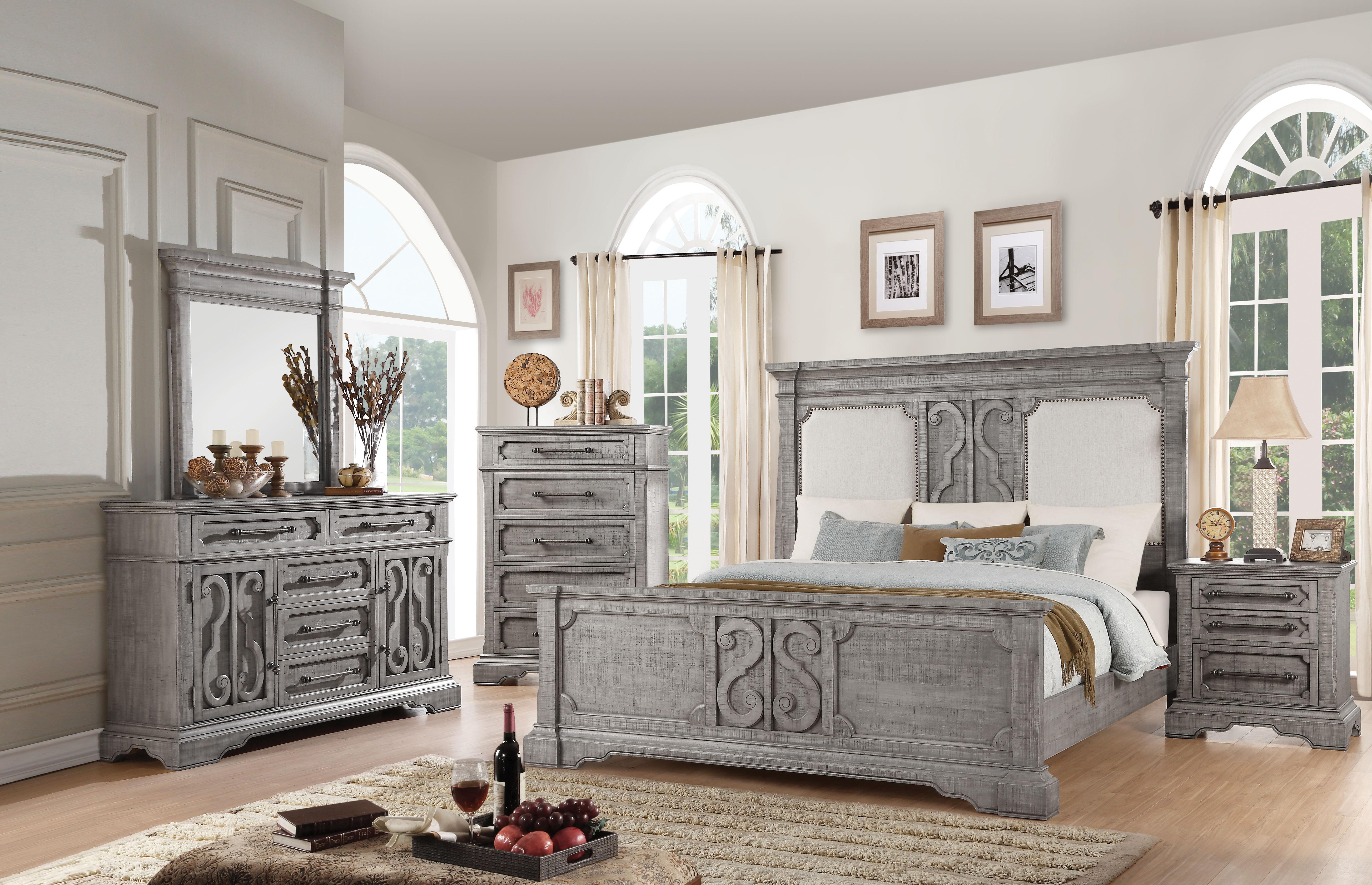 Cantara Standard Configurable Bedroom Set