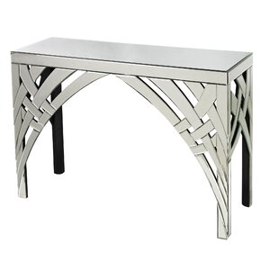 Delrico Ribbons Console Table By Orren Ellis
