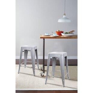 Read Reviews Caine 24 Bar Stool by Williston Forge Reviews (2019) & Buyer's Guide