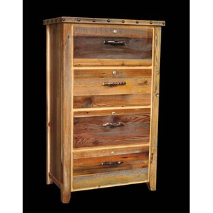 Jorgensen 4 Drawer Dresser
