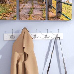 5 Hook Coat Rack
