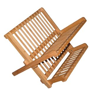 Better Chef Bamboo Dish Rack
