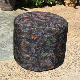 McDonald Camo Indoor/Outdoor Ottoman