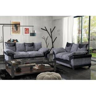 Couchgarnituren Polsterfarbe Grau Zum Verlieben Wayfairde