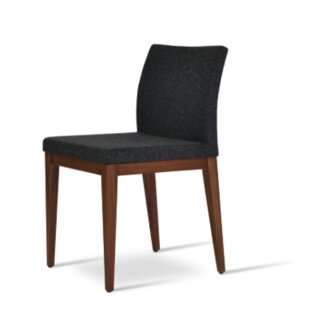 Alya Upholstered Dining Chair by Modern Chairs USA