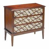 Savonburg 3 Drawer Dresser by Red Barrel Studio®
