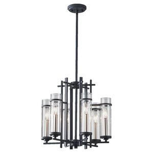 yucca valley 6light candlestyle chandelier