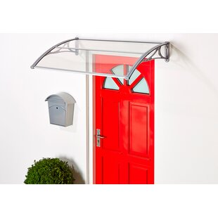 Stockbridge W 1.20 X D 0.74m Door Canopy By Sol 72 Outdoor
