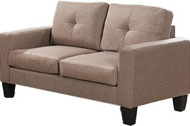 Bradford Loveseat by DG Casa