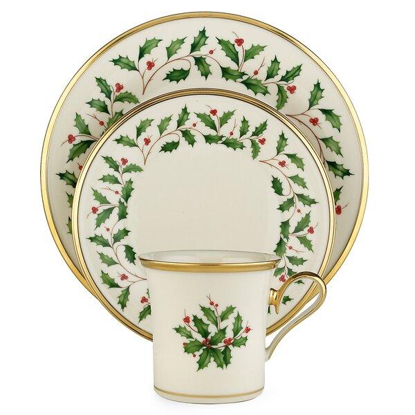 Christmas Dinnerware You'll Love | Wayfair