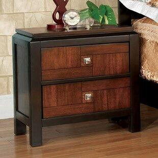 Seadrift 2 Drawer Nightstand by Ivy Bronx