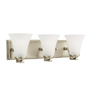 Darby Home Co Bushmills 3-Light Vanity Light