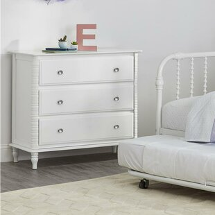 Great Price Rowan Valley Linden 3 Drawer Dresser by Little Seeds Reviews (2019) & Buyer's Guide