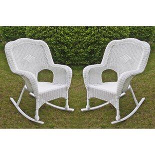 Outdoor Resin Rocking Chairs | Wayfair
