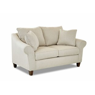 Litzy Loveseat by Wayfair Custom Upholste..