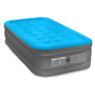 Camp Mate 17 Air Mattress With Battery Operated Pump