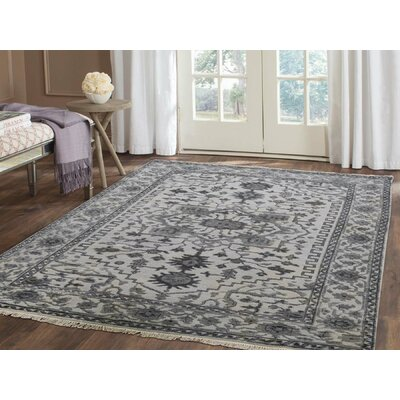 4 X 6 Gray Amp Silver One Of A Kind Rugs You Ll Love In