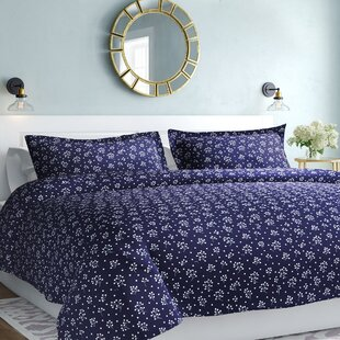 Jacksonville Blossoms Duvet Cover Set