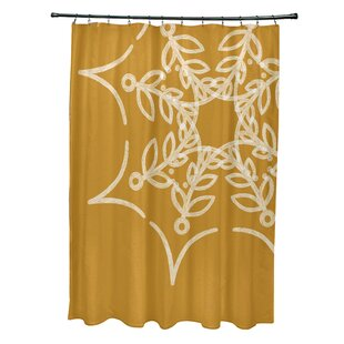 The Holiday Aisle Web Art Holiday Print Shower Curtain