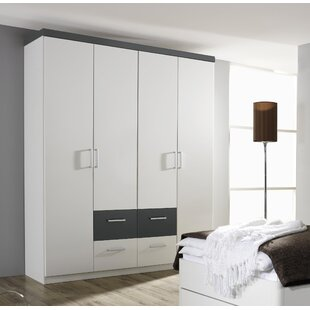 Rasa 4 Door Wardrobe By Rauch