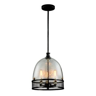 17 Stories Nadav 3-Light Cone Pendant