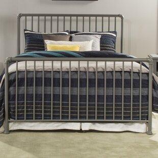 Jessie Sleigh Bed by Trent Austin Design