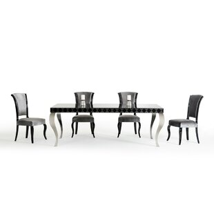 Maire 5 Piece Dining Set Willa Arlo Interiors