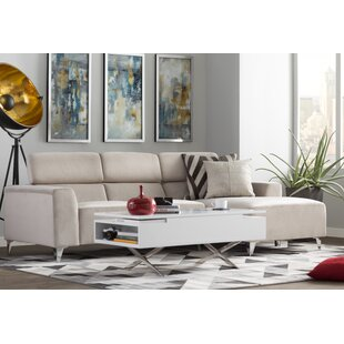 Wade Logan Seraphina Lift Top Coffee Table