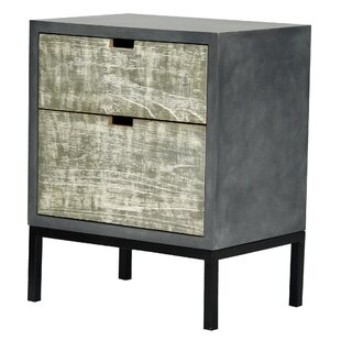 Geneva 2 Drawer Chest by Willi..