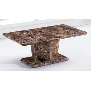 Bushong Coffee Table By World Menagerie