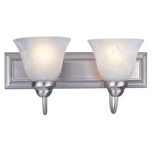 Charlton Home Destefano 2-Light Vanity Light